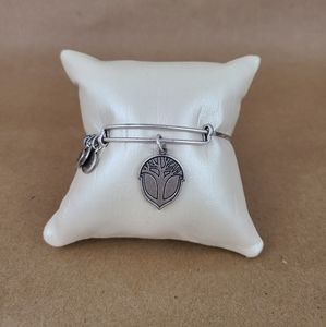 """""""Alex and Ani"""" Unexpected Miracles Charm Bangle"""